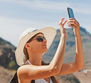 Handy GPS Urlaub