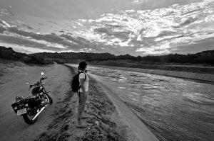 Urlaub Motorrad